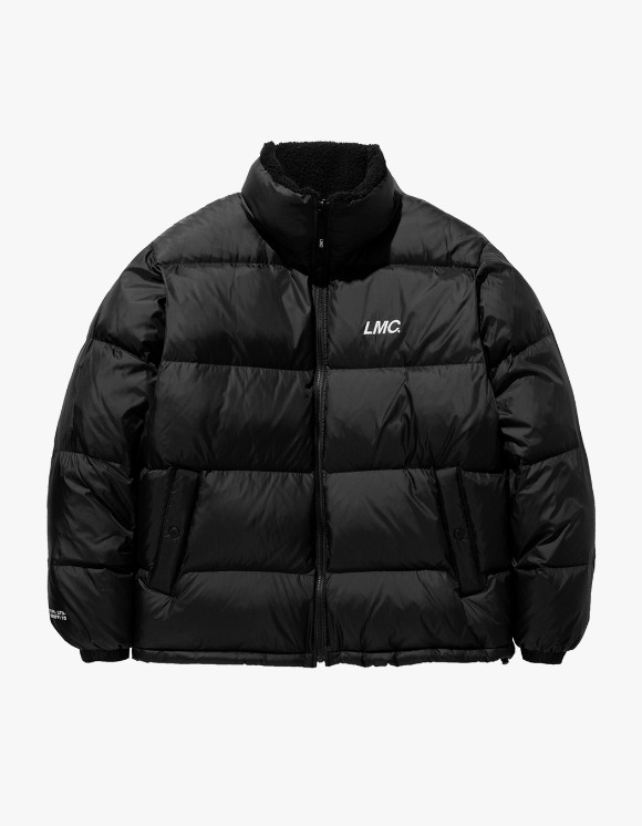 LMC LMC BOA FLEECE REVERSIBLE DOWN PARKA bk/bk | HEIGHTS. | International Store