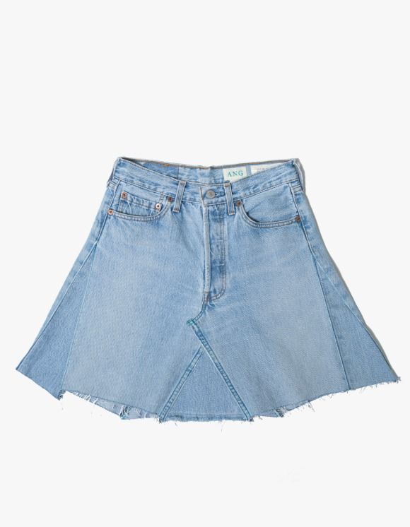 ANG Denim Mini Skirt #5 - Multi | HEIGHTS. | International Store