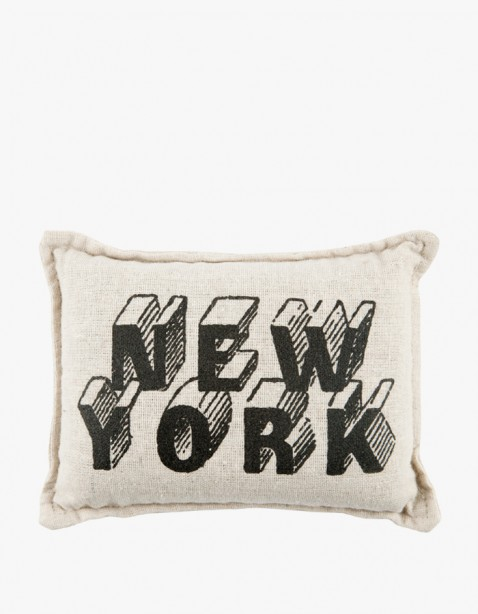 IZOLA NYC New York Balsam Pillow | HEIGHTS. | International Store