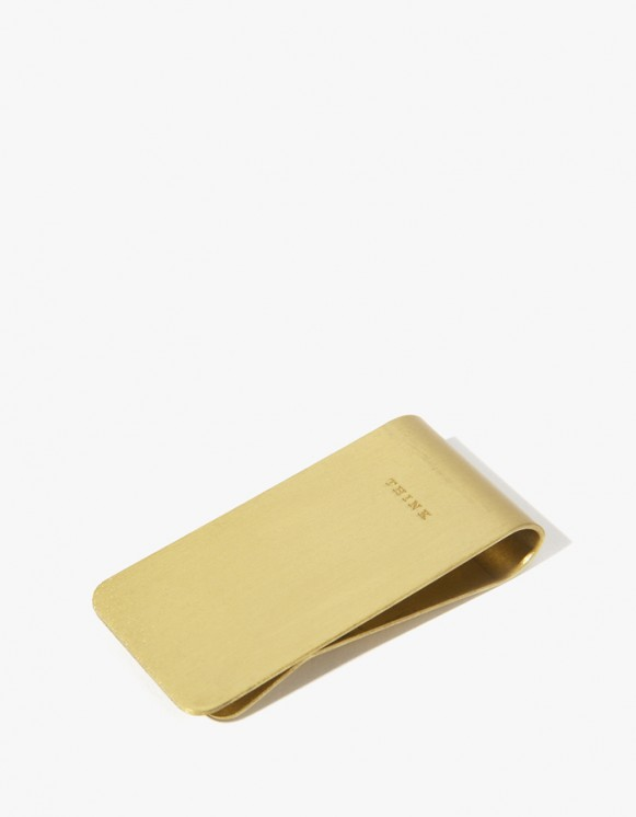 IZOLA NYC Think Money Clip | HEIGHTS. | International Store