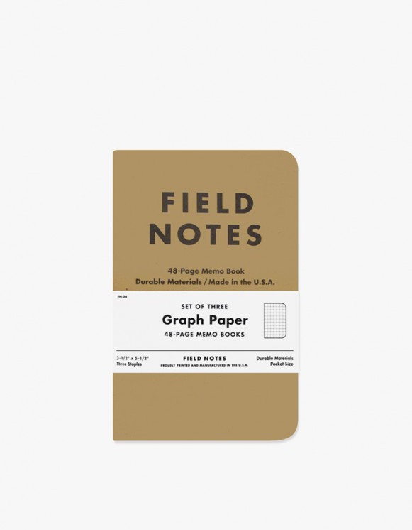 Field Notes Original - Graph Paper | HEIGHTS. | International Store