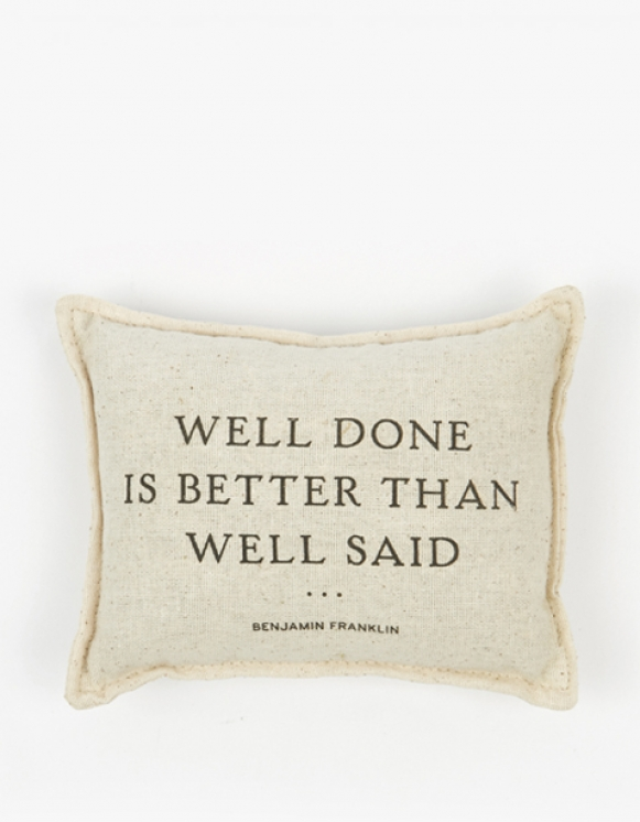 IZOLA NYC Benjamin Franklin Balsam Pillow | HEIGHTS. | International Store