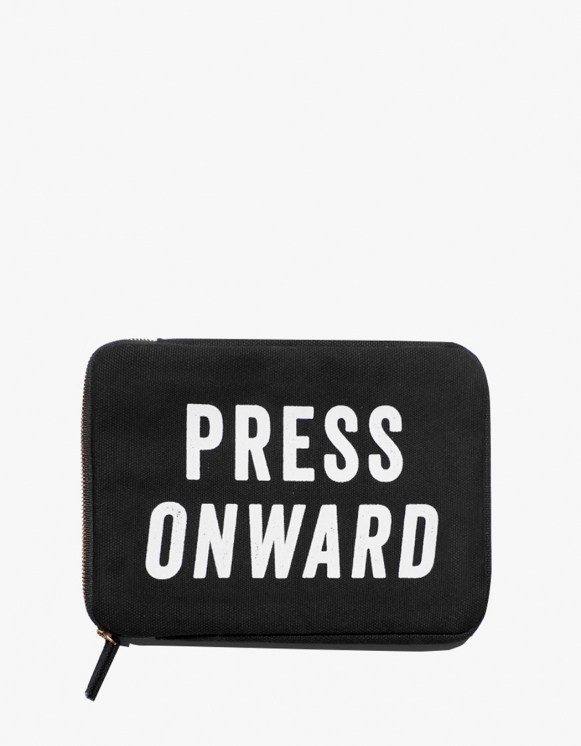 IZOLA NYC Ipad Mini Pouch - Press Onward | HEIGHTS. | International Store