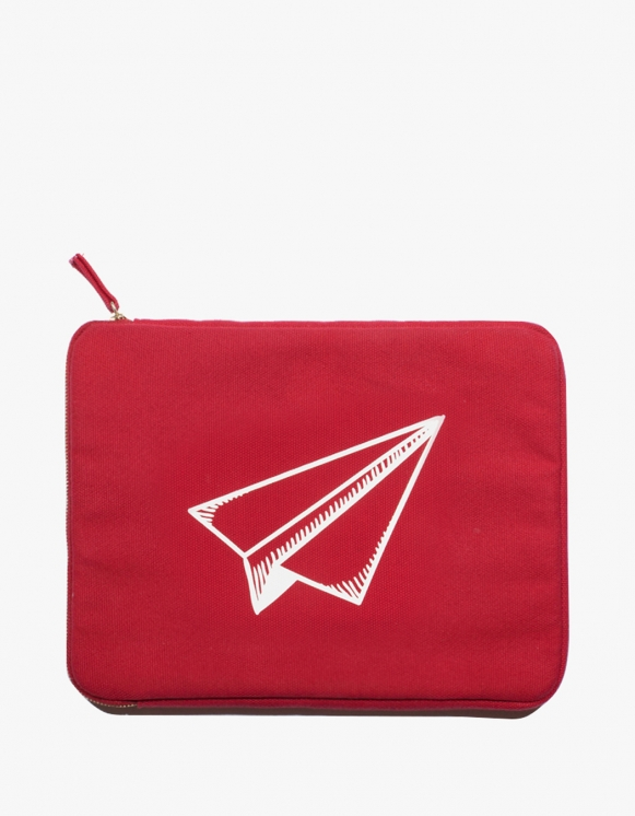 IZOLA NYC Ipad Pouch - Par Avion | HEIGHTS. | International Store