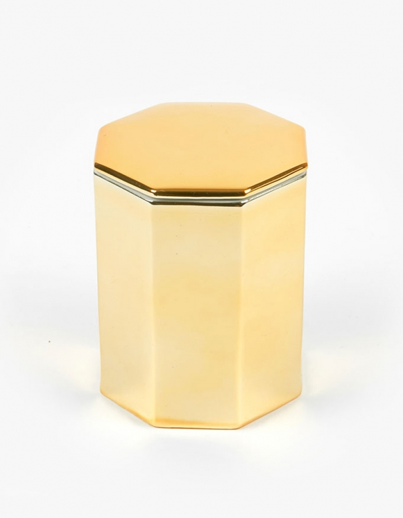 Odeme Tall Vessel - Gold | HEIGHTS. | International Store