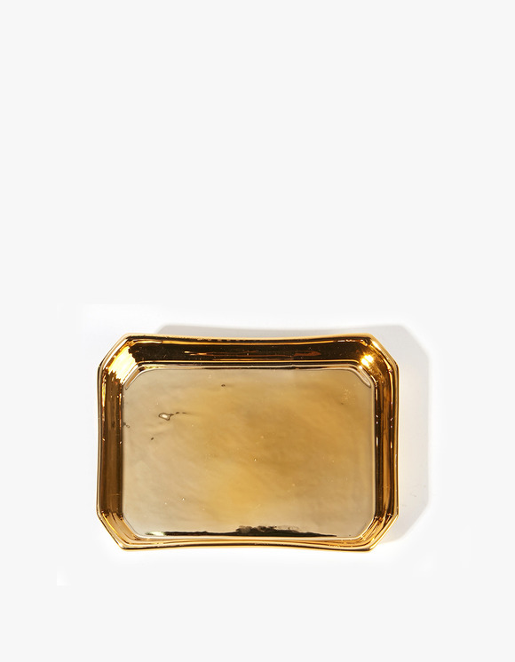 Odeme Soap Dish - Gold | HEIGHTS. | International Store