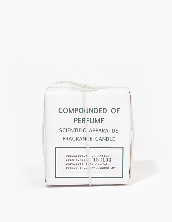 PUEBCO INC. Scientific Candle - Carnation 50ml | HEIGHTS. | International Store