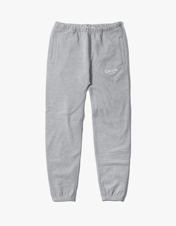 "CANAL NEW YORK Canal ""Premium"" Sweatpants - Grey 