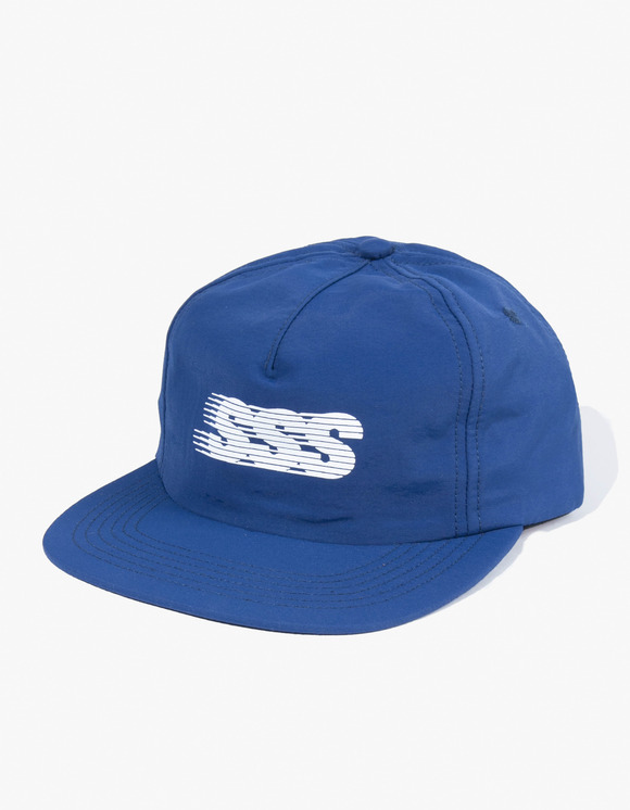 Stanton Street Sports Stanton Motion Polo Hat - Blue | HEIGHTS. | International Store
