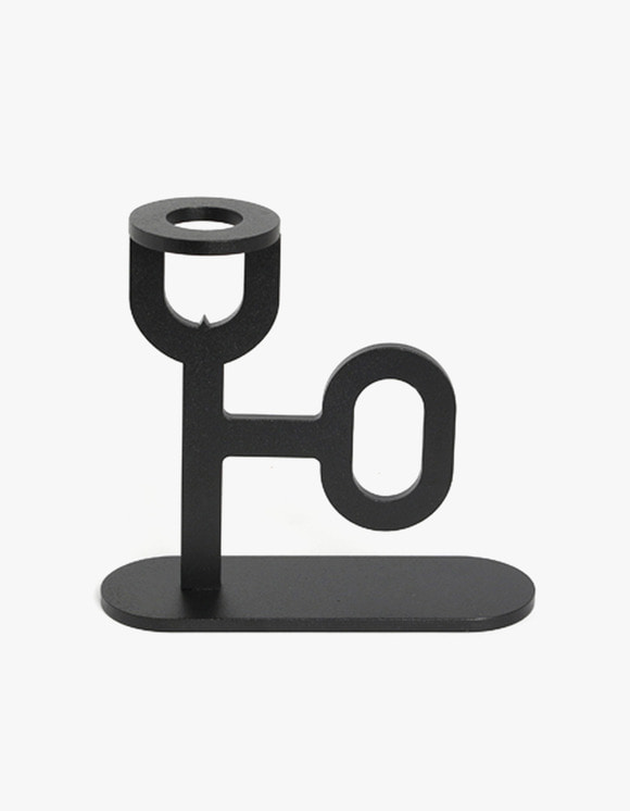 BLACKTHING Pin Candle Holder - Black | HEIGHTS. | International Store