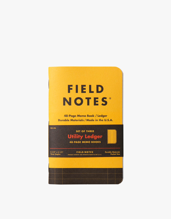Field Notes Utility Graph | HEIGHTS. | International Store