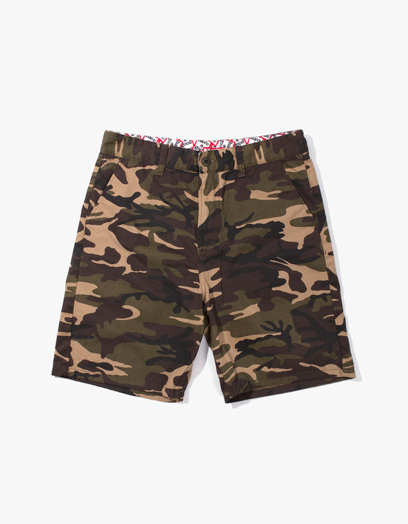have a good time Chino Shorts - Woodland Camo | HEIGHTS. | International Store