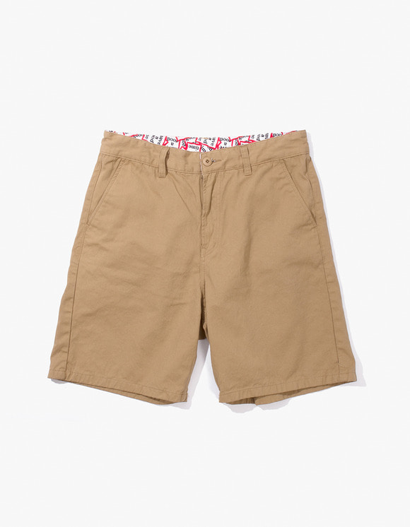 have a good time Chino Shorts - Beige | HEIGHTS. | International Store