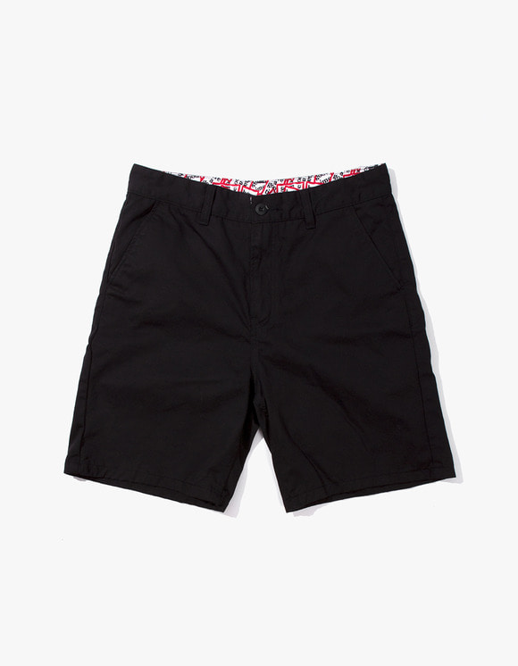 have a good time Chino Shorts - Black | HEIGHTS. | International Store