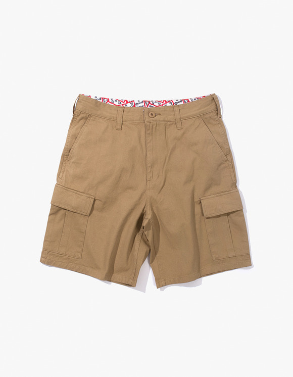 have a good time 6 Pocket Shorts - Beige | HEIGHTS. | International Store