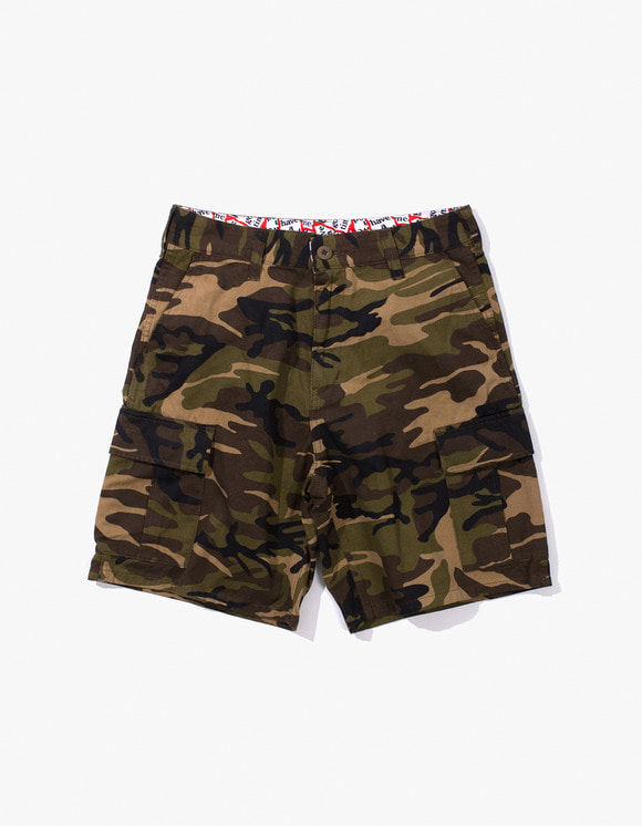 have a good time 6 Pocket Shorts - Bright Camo | HEIGHTS. | International Store