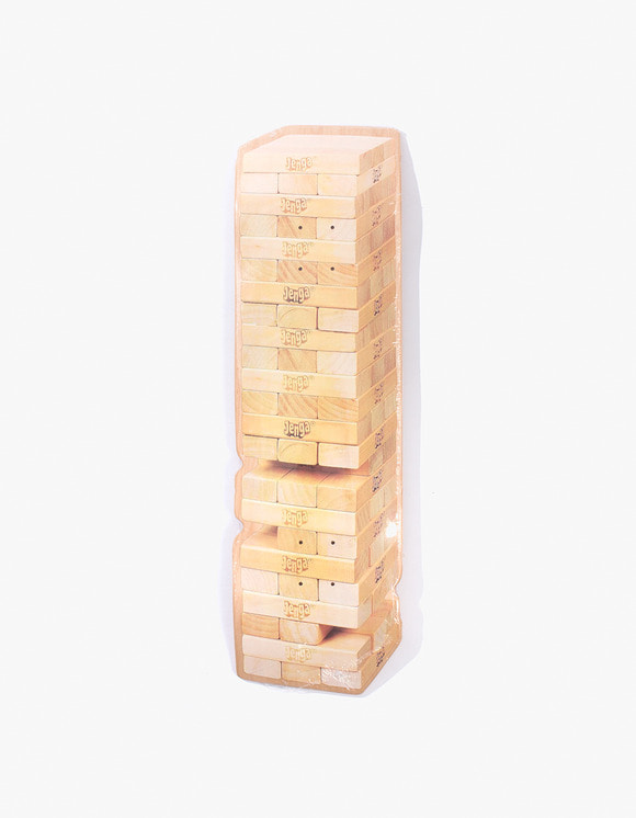 Alltimers Jenga Board Deck  | HEIGHTS. | International Store