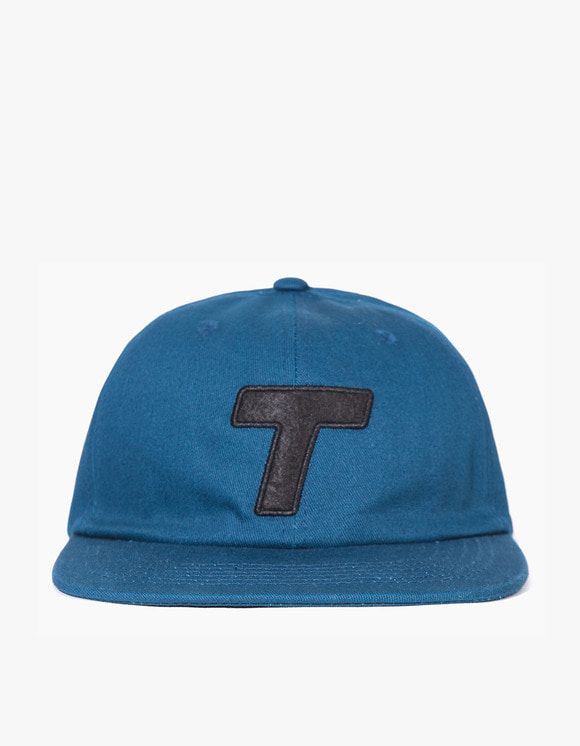 Theobalds Cap Co. T Cap 6 Panel - Jade / Black | HEIGHTS. | International Store