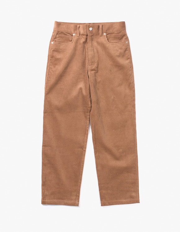 have a good time Good Times Corduroy Pants - Brown | HEIGHTS. | International Store