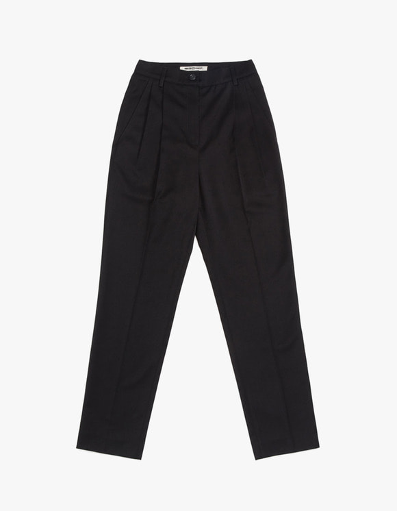 MISCHIEF Tailored Pants - Black | HEIGHTS. | International Store