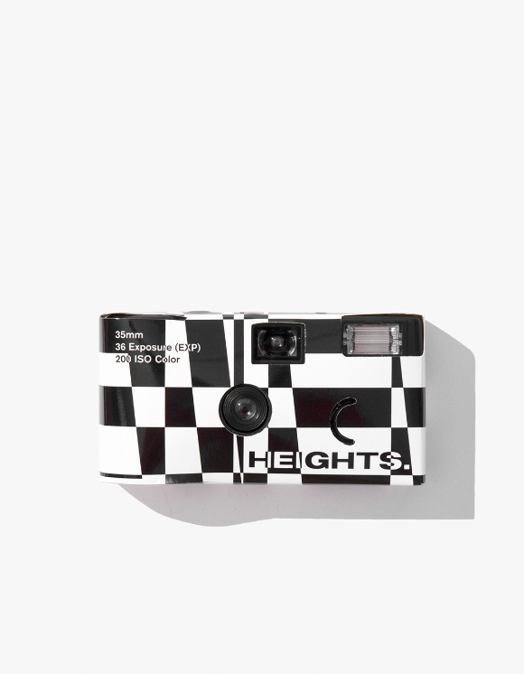 HEIGHTS. Heights. Disposable Camera | HEIGHTS. | International Store