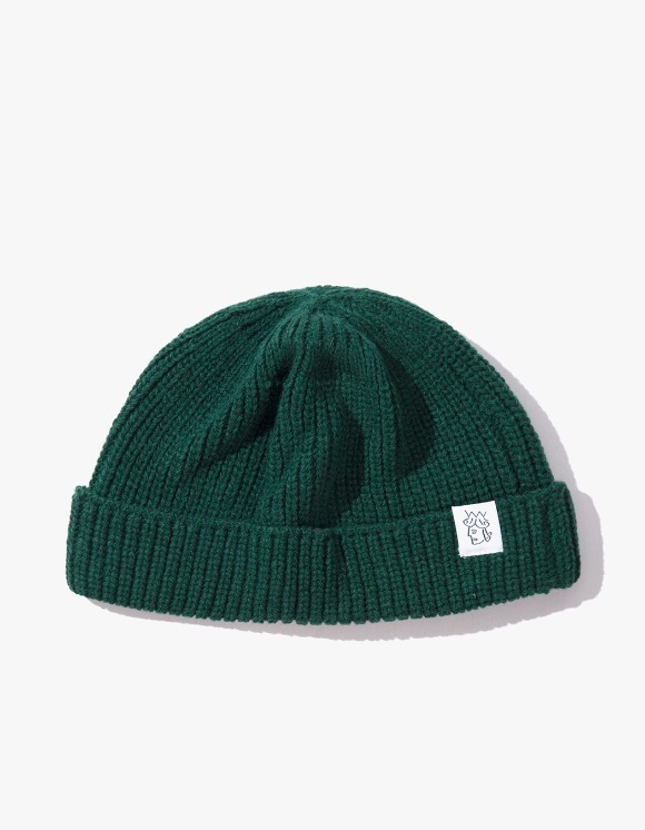 Victoria Hong Kong Flagtag Beanie - Turquoise | HEIGHTS. | International Store