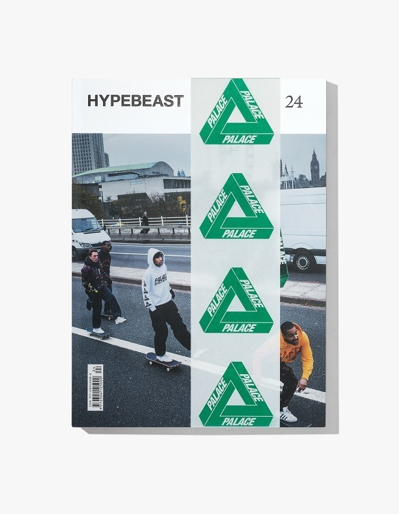 HYPEBEAST Hypebeast Magazine Issue 24 - The Agency | HEIGHTS. | International Store