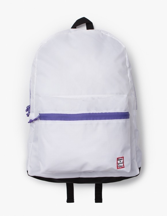 have a good time Frame Backpack - White | HEIGHTS. | International Store