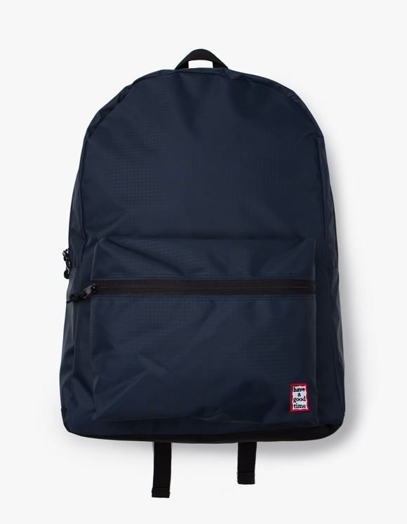 have a good time Frame Backpack - Navy | HEIGHTS. | International Store