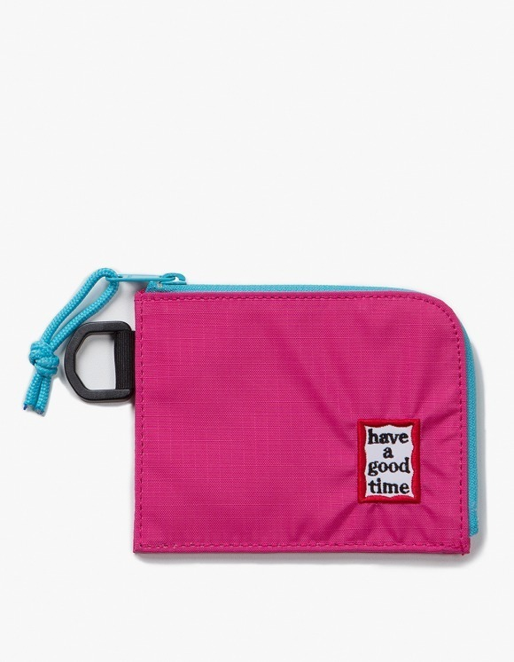 have a good time Frame Wallet - Pink | HEIGHTS. | International Store
