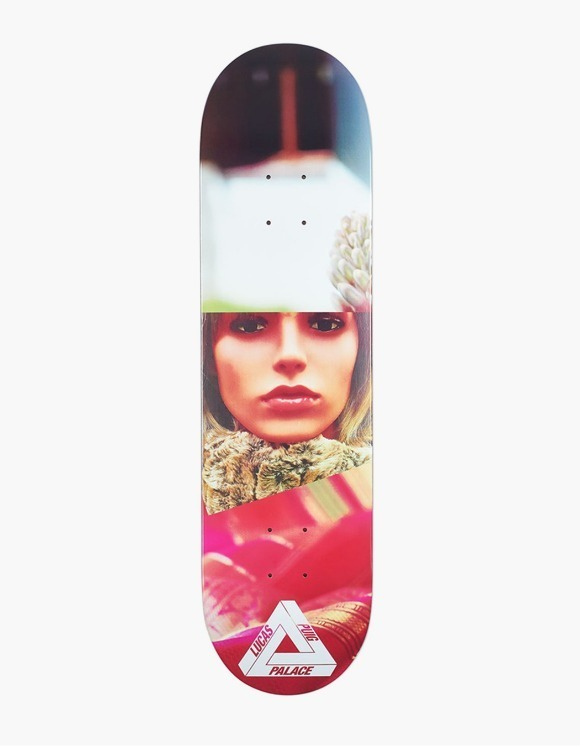 Palace Skateboard Palace Lucas Puig Pro S12 - 8.125"