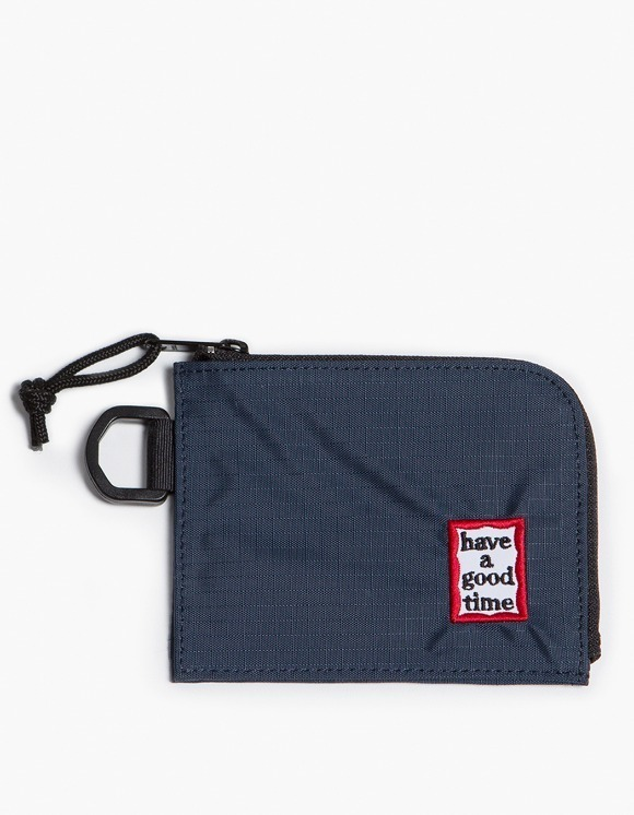 have a good time Frame Wallet - Navy | HEIGHTS. | International Store
