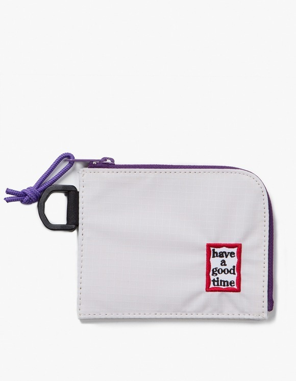 have a good time Frame Wallet - White | HEIGHTS. | International Store