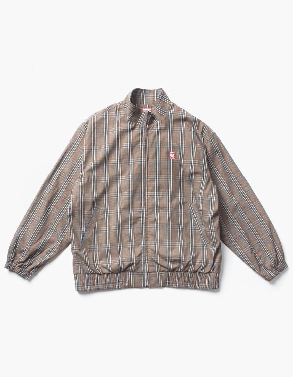 have a good time Check Jacket - Brown | HEIGHTS. | International Store