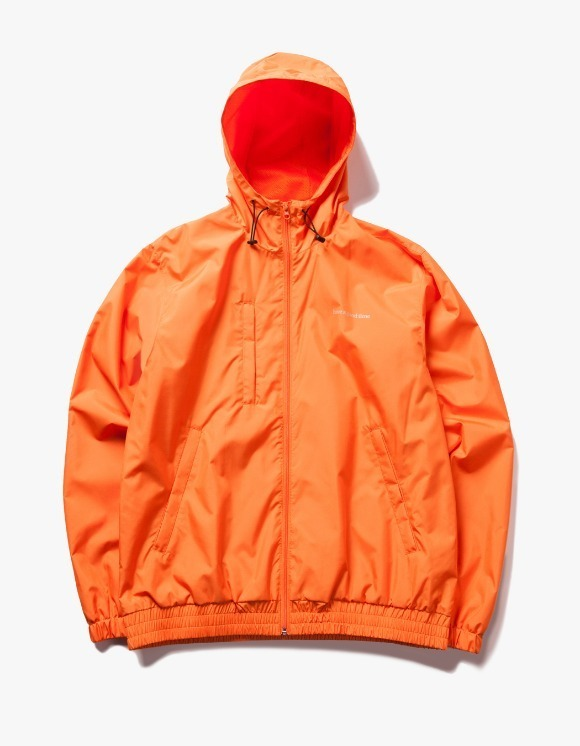 have a good time Side Logo Nylon Jacket - Orange | HEIGHTS. | International Store