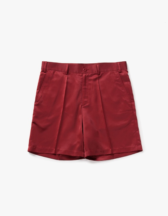 have a good time Satin Shorts - Burgundy | HEIGHTS. | International Store