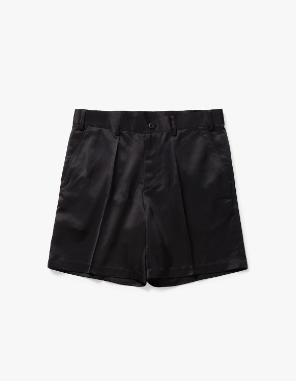 have a good time Satin Shorts - Black | HEIGHTS. | International Store