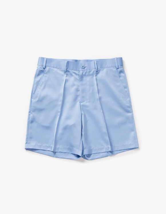 have a good time Satin Shorts - Sky Blue | HEIGHTS. | International Store