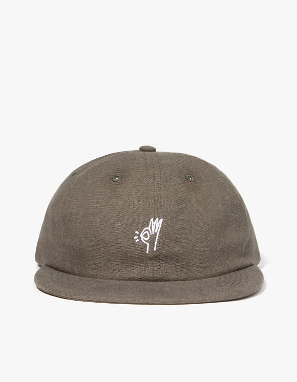 Only NY OK Polo Hat - Olive | HEIGHTS. | International Store