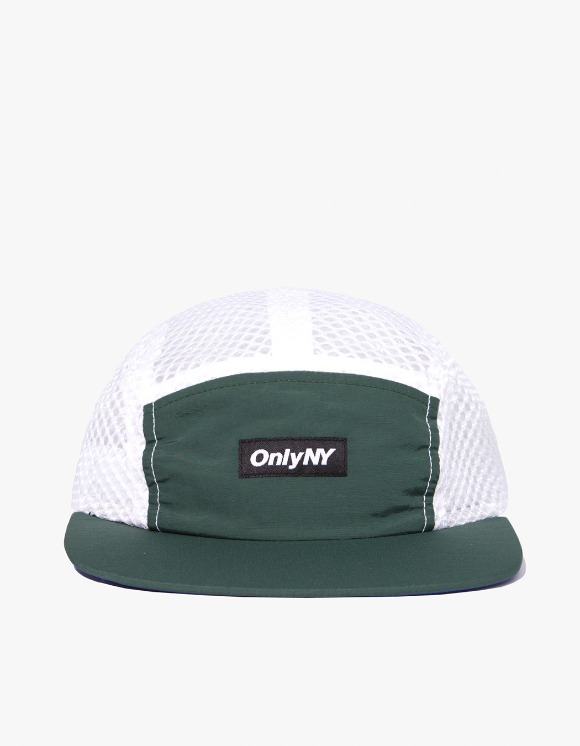 Only NY Mesh Runners 5-Panel Hat - Hunter | HEIGHTS. | International Store