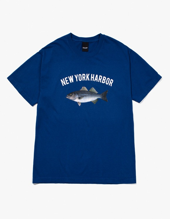 Only NY New York Harbor S/S Tee - Seaport Blue | HEIGHTS. | International Store