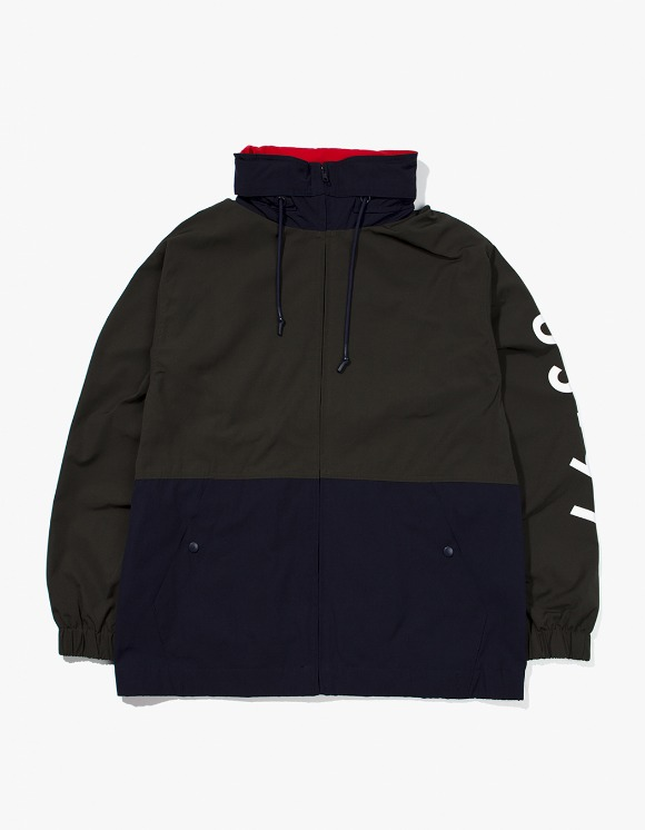 Only NY Sailing Jacket - Ragatta Green | HEIGHTS. | International Store