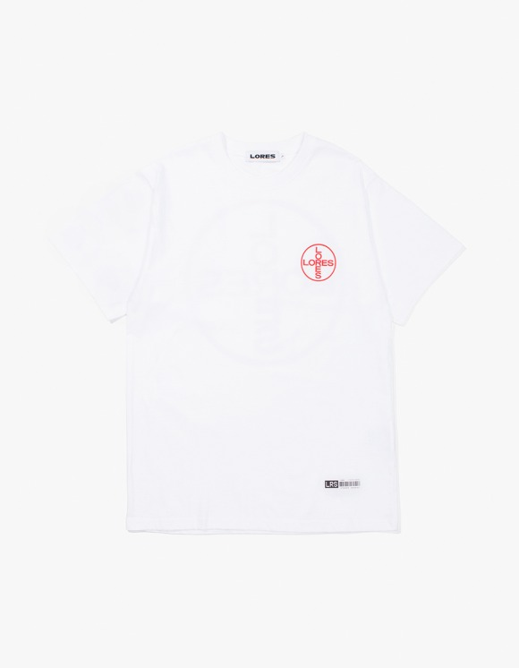Lores Medicine S/S T-Shirt - White | HEIGHTS. | International Store