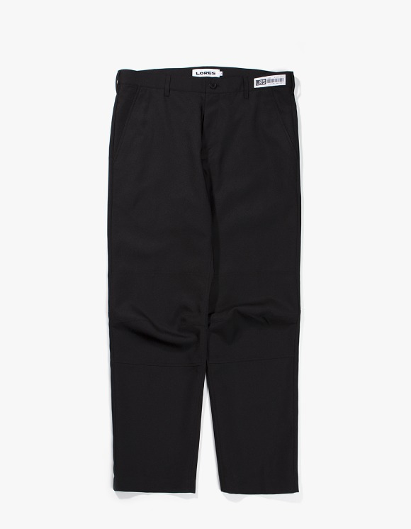 Lores Classic Trouser - Black | HEIGHTS. | International Store