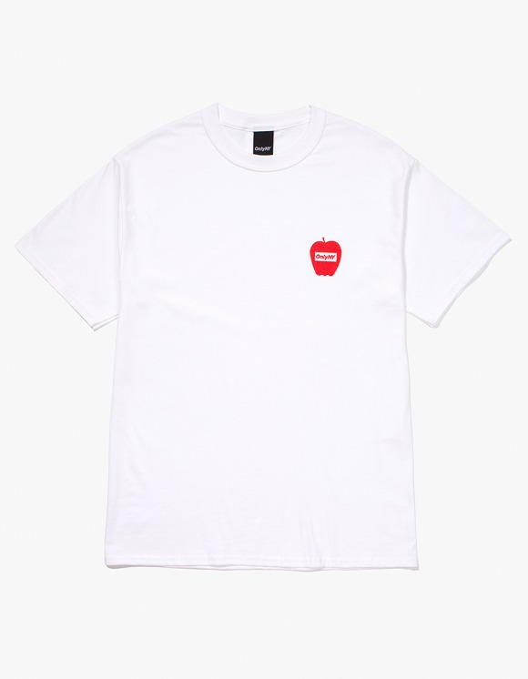 Only NY Fuji S/S Tee - White | HEIGHTS. | International Store