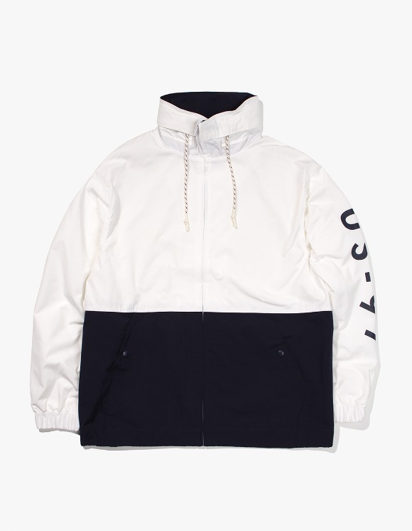Only NY Sailing Jacket - White | HEIGHTS. | International Store