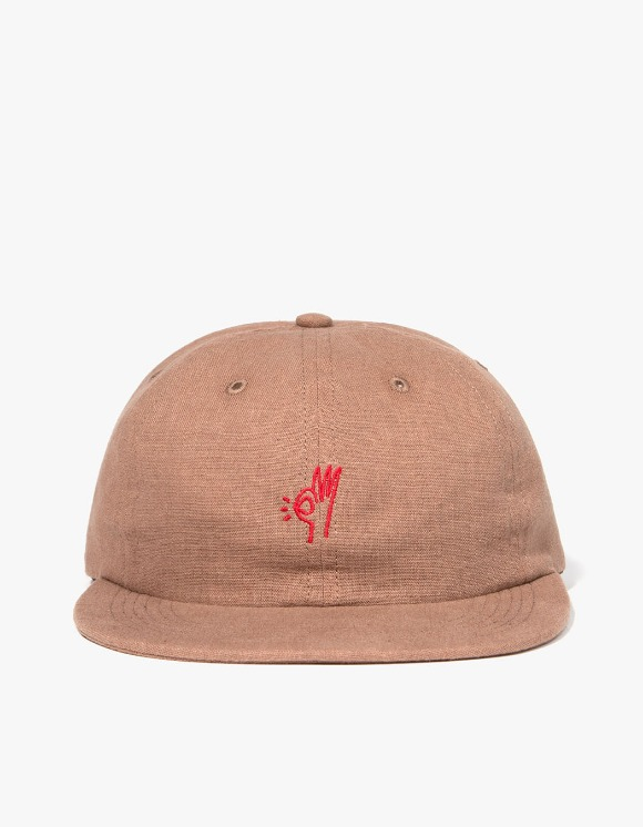 Only NY OK Polo Hat - Almond | HEIGHTS. | International Store