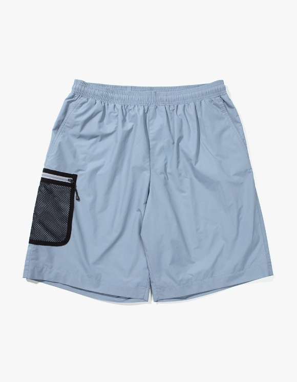 Lores Mesh Pocket Shorts - Sky Blue | HEIGHTS. | International Store