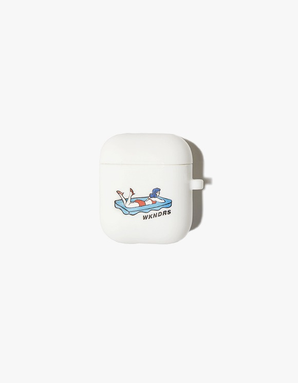 WKNDRS FG Airpod Case - White | HEIGHTS. | International Store