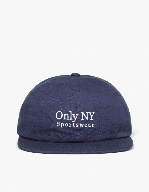 Only NY Guideline Polo Hat - Vintage Navy | HEIGHTS. | International Store
